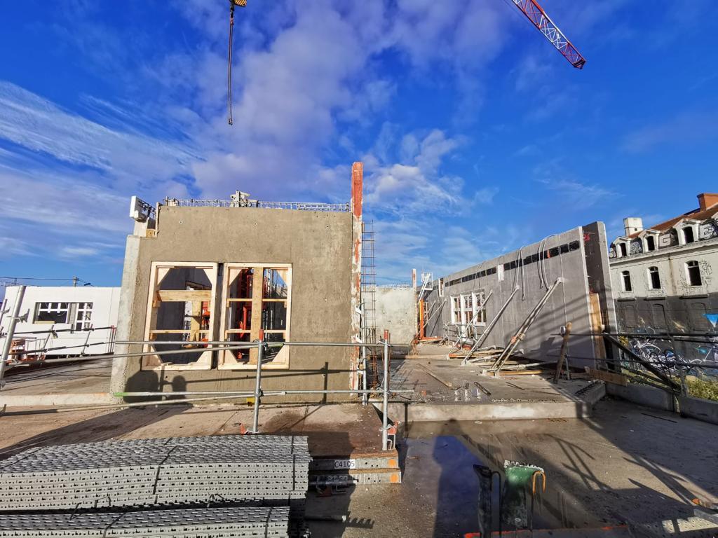 Acoba Assistance maîtrise d'ouvrage : EDUCATION – Construction du groupe scolaire Hortense pour Bordeaux Métropole - 1
