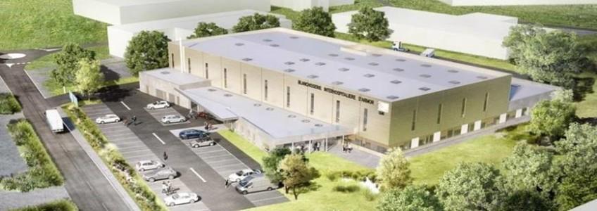 Acoba Assistance Maîtrise d'Ouvrage - Services Inter hospitaliers d'Armor Saint-Brieuc - Reconstruction de la blanchisserie