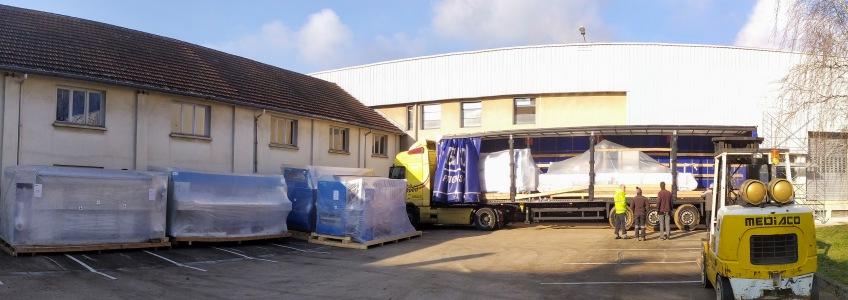 Acoba Assistance Maîtrise d'Ouvrage – Renouvellement des matériels et travaux associés du GCS Blanchisserie Inter Hospitalière du Jura (39) - 2