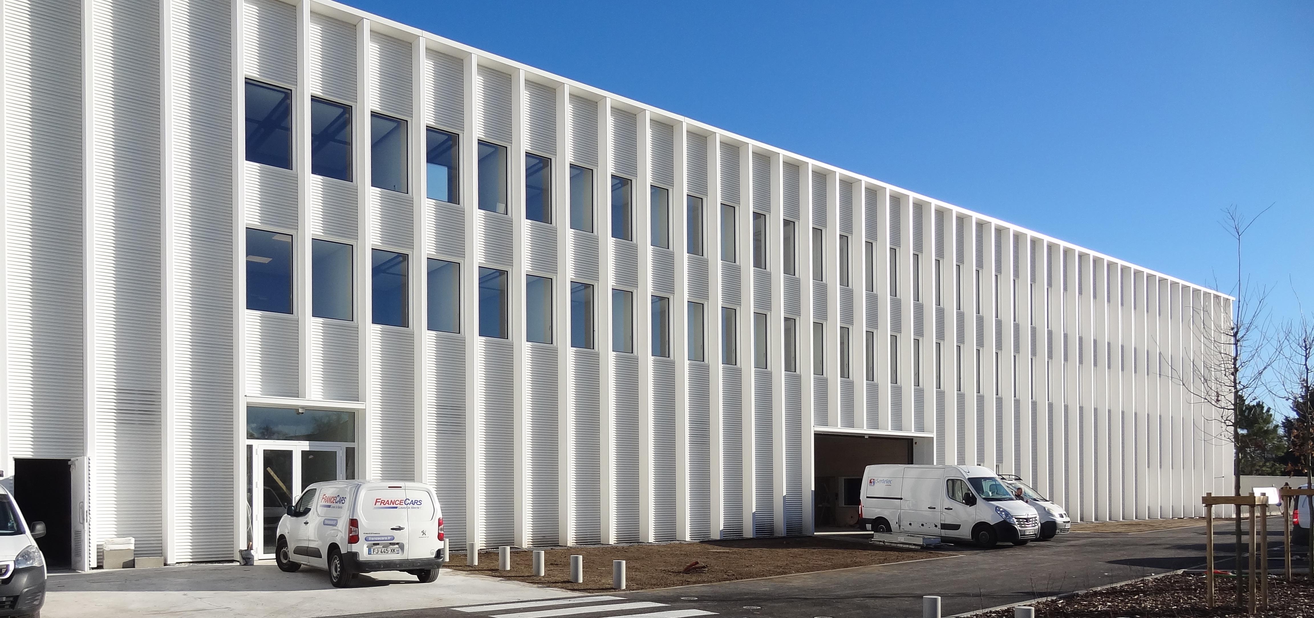 Acoba Assistance Maîtrise d'Ouvrage : Les treavaux du Palais de justice de Mont-de-Marsan touchent à leur fin - 3
