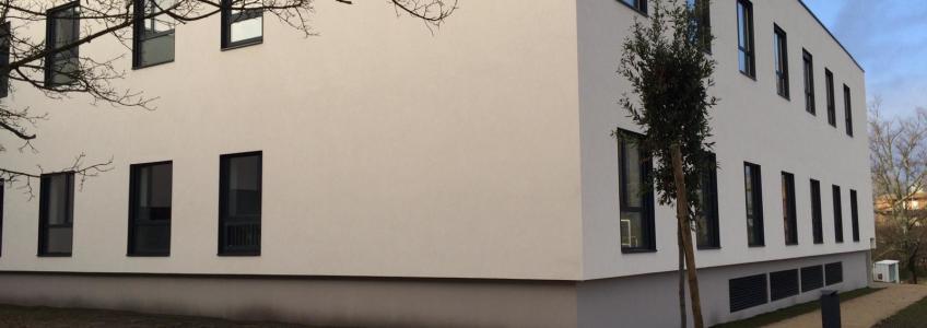 Acoba Assistance maîtrise d'ouvrage : Relocalisation de 60 lits de CSSR «Châteauneuf » de Léognan sur le site du CMPR de la Tour de Gassies à Bruges (33)