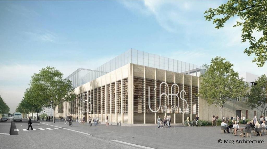 ACOBA Assistance maîtrise d'ouvrage : Première pierre du Collège Belcier à Bordeaux - 3