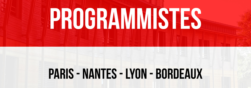 ACOBA Assistance maîtrise d'ouvrage : Recrutement de Programmistes - Bordeaux Lyon Nantes Paris