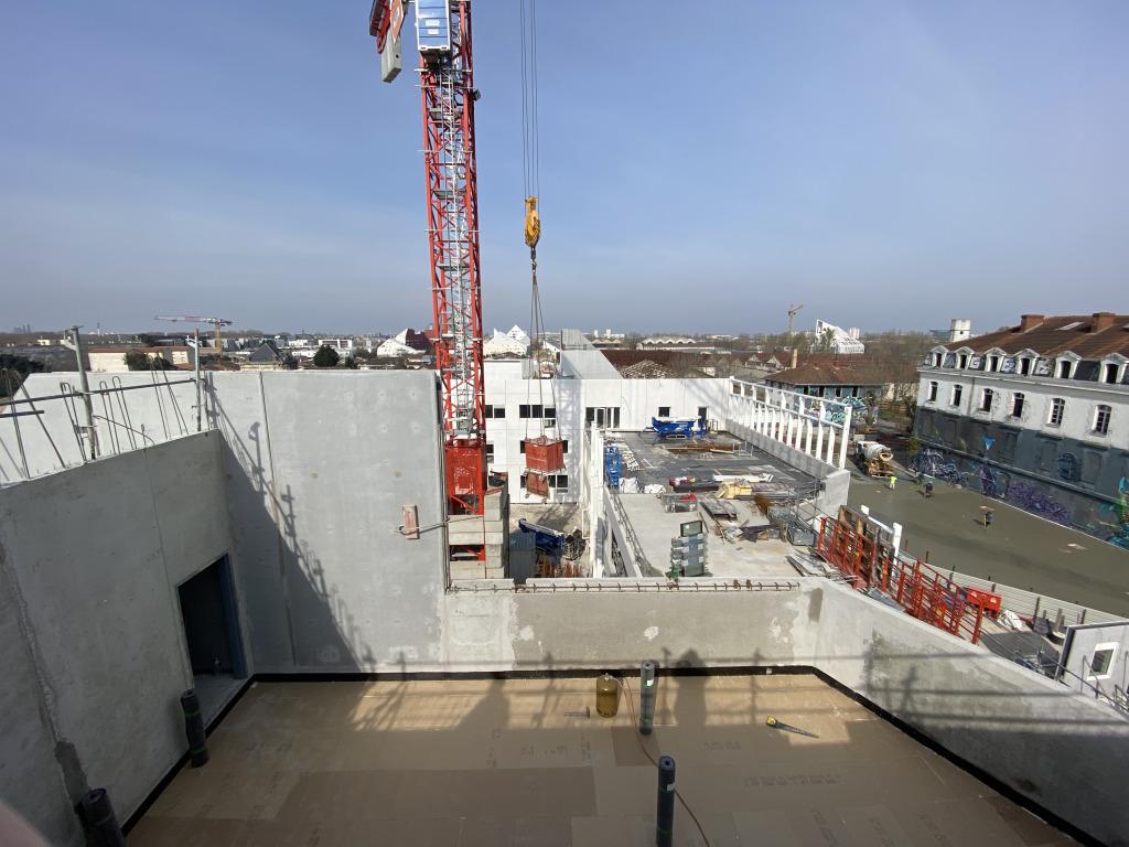 Acoba Assistance maîtrise d'ouvrage : Construction du groupe scolaire Hortense pour Bordeaux Métropole - 2