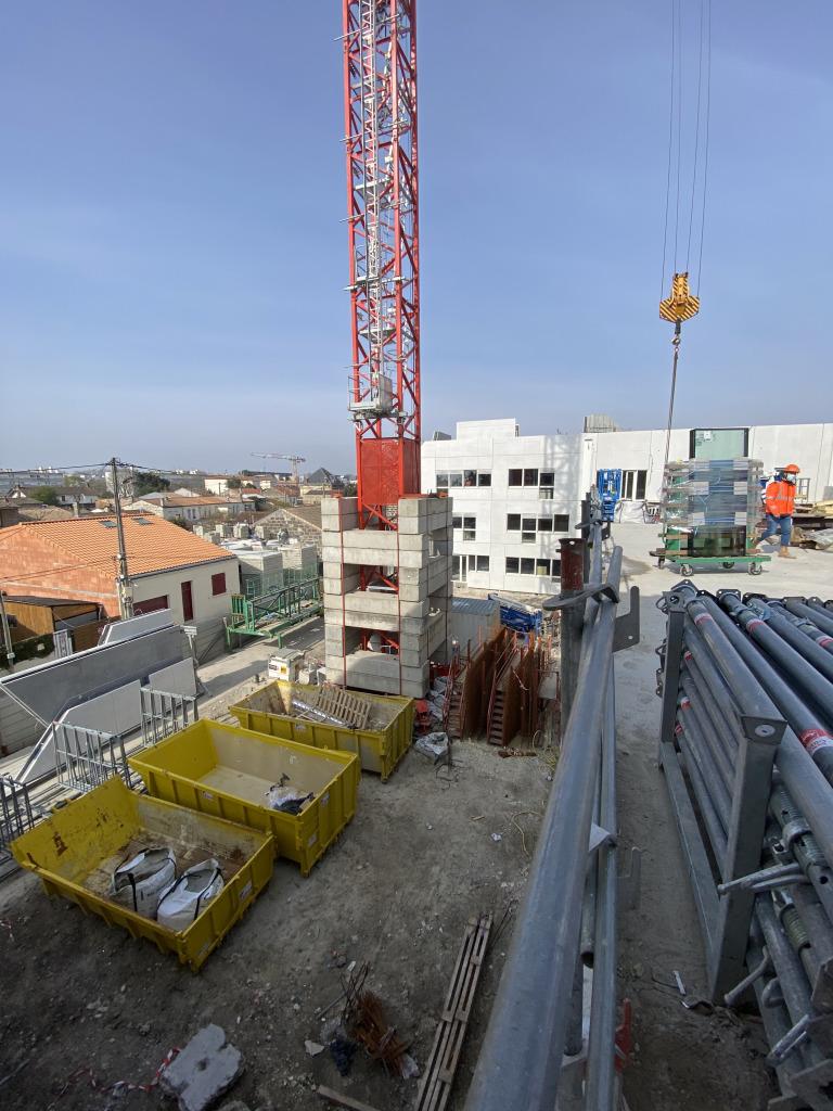 Acoba Assistance maîtrise d'ouvrage : Construction du groupe scolaire Hortense pour Bordeaux Métropole - 3
