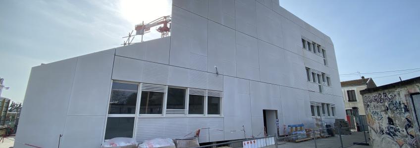 Acoba Assistance maîtrise d'ouvrage : Construction du groupe scolaire Hortense pour Bordeaux Métropole