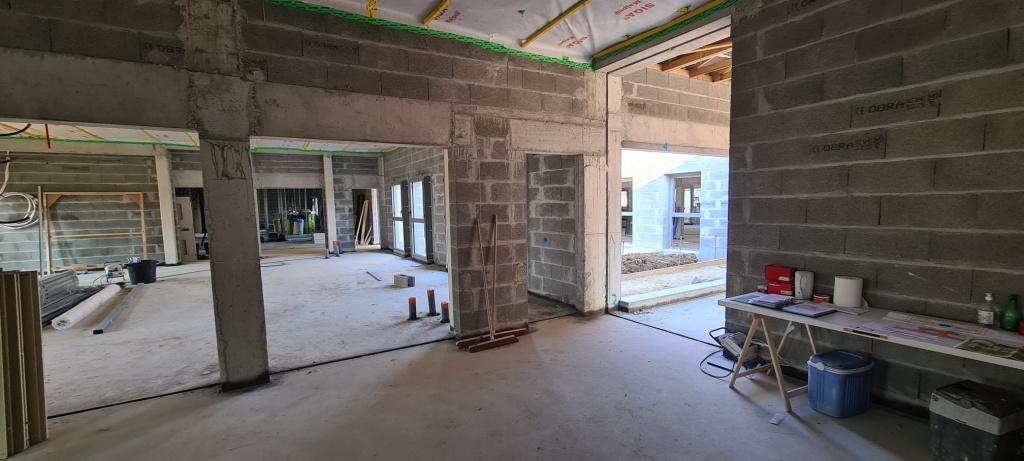 Acoba Assistance maîtrise d'ouvrage : Centre hospitalier de Jonzac – Construction de deux bâtiments psychiatriques - 1