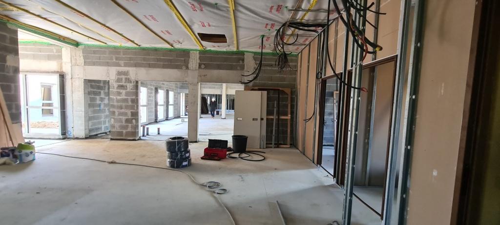 Acoba Assistance maîtrise d'ouvrage : Centre hospitalier de Jonzac – Construction de deux bâtiments psychiatriques - 3