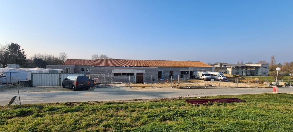 Acoba Assistance maîtrise d'ouvrage : Centre hospitalier de Jonzac – Construction de deux bâtiments psychiatriques - 5