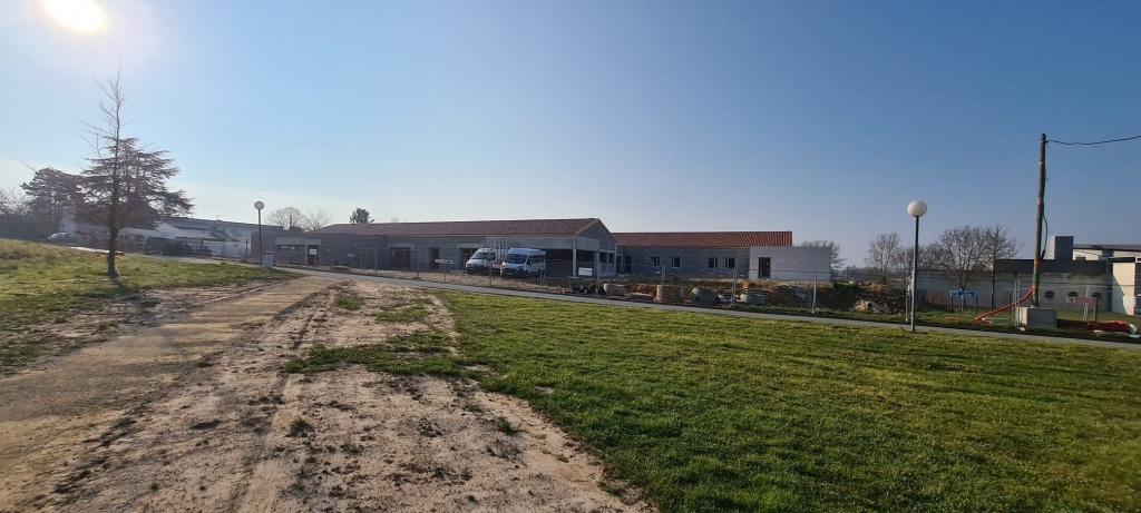 Acoba Assistance maîtrise d'ouvrage : Centre hospitalier de Jonzac – Construction de deux bâtiments psychiatriques - 6