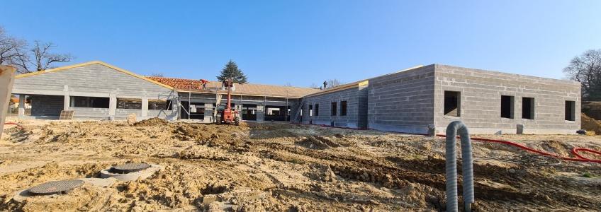 Acoba Assistance maîtrise d'ouvrage : Centre hospitalier de Jonzac – Construction de deux bâtiments psychiatriques