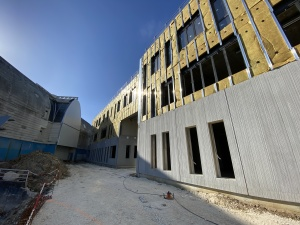 Acoba Assistance Maîtrise d'Ouvrage : Travaux Collège Jules Ferry de Mérignac (33)
