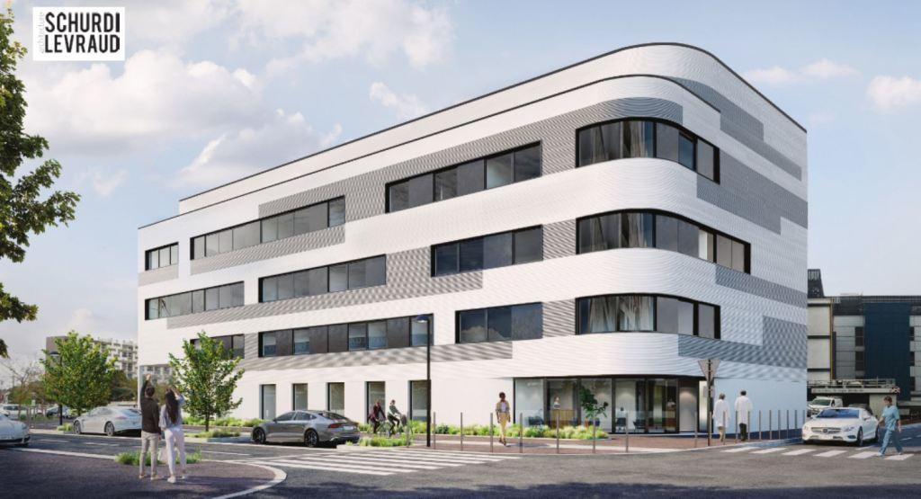 Acoba Assistance Maîtrise d'Ouvrage : Polyclinique Bordeaux Rive Droite – Construction du bâtiment D