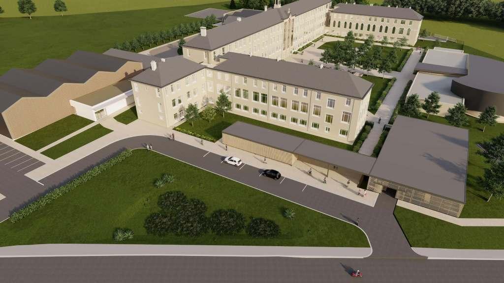 Acoba Assistance maîtrise d'ouvrage : Restructuration du Lycée Privé d'Enseignement général et technologique JEAN XXIII - 3