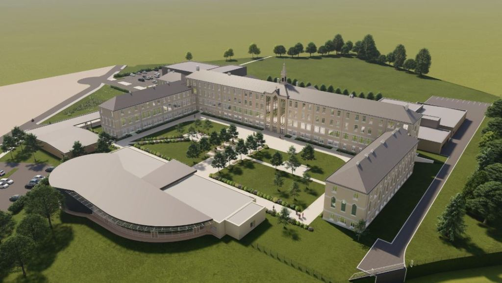 Acoba Assistance maîtrise d'ouvrage : Restructuration – extension du Lycée Jean XXIII, Les Herbiers - 3